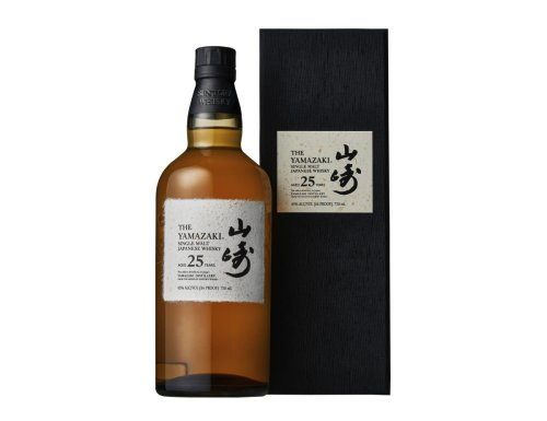 Suntory introduces its reformulated Yamazaki 25