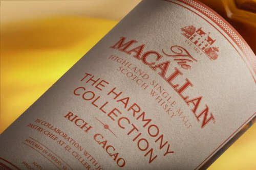 The Macallan and Chef Jordi Roca bring chocolate influences to a new single malt