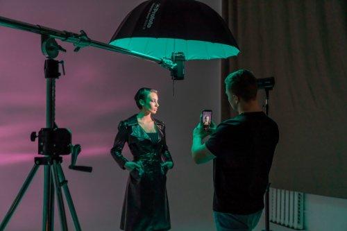 Profoto's new app turns your smartphone into a studio-grade professional camera