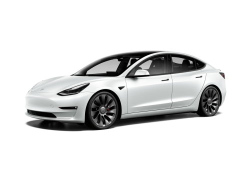 Tesla unveils its refreshed 2021 Model 3