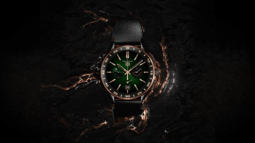 Tag Heuer unveils the Connected Bright Black Edition