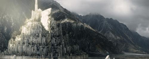 'El señor de los anillos': Un grupo de arquitectos inicia un campaña de crowdfunding para construir Minas Tirith