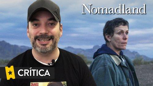"""CRÍTICA de 'Nomadland': Lo nuevo de Chloé Zhao con Frances McDormand """"apunta a ser una de las grandes películas de este 2020"""""""