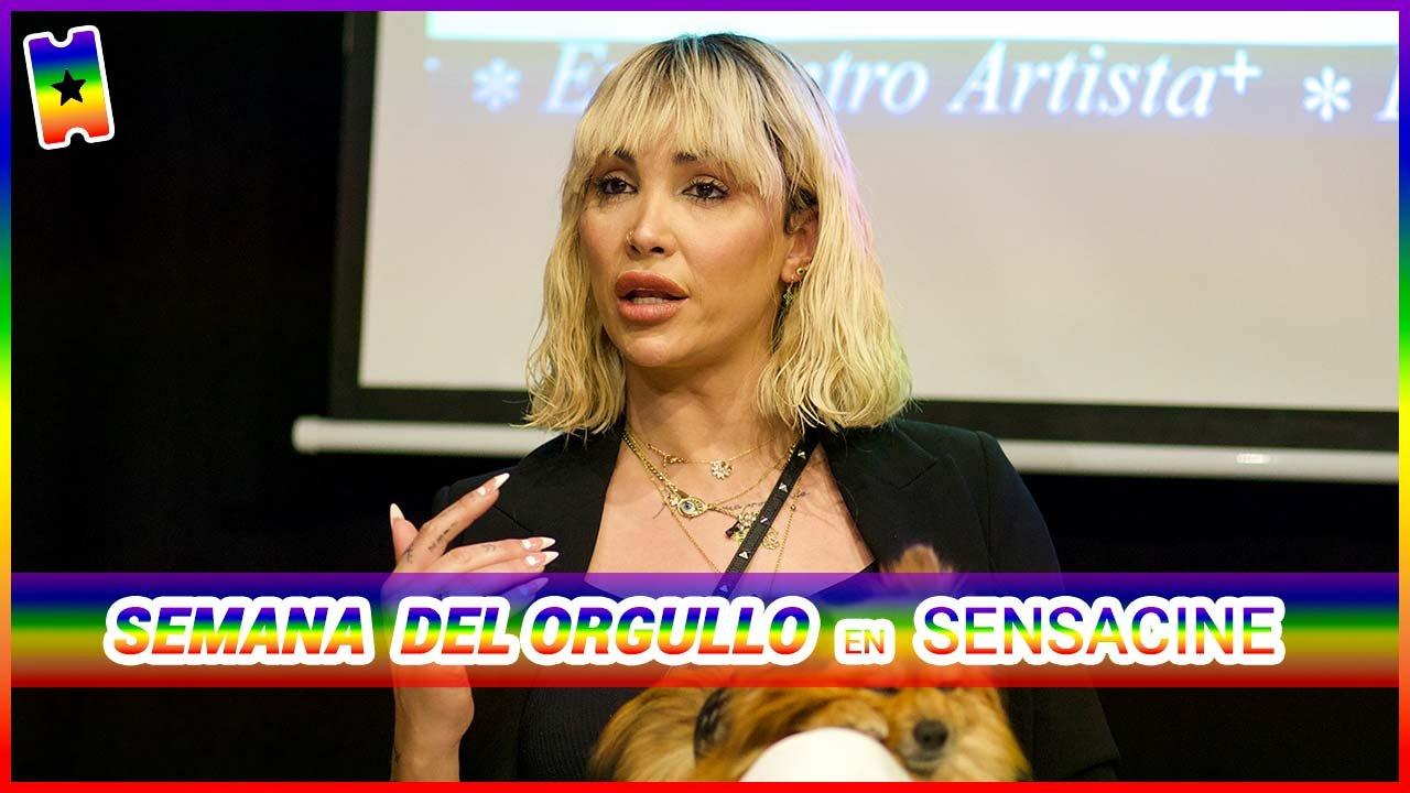 """Daniela Santiago, protagonista de 'Veneno': """"Quiero creer que empieza una nueva etapa, un nuevo ciclo para las personas trans"""""""