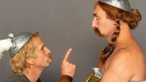 Astérix et Obélix : Guillaume Canet a perdu 6 kilos sur le tournage éreintant de l'Empire du Milieu