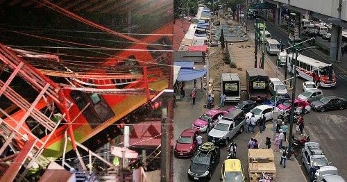 CDMX dará 40 mil pesos de apoyo inicial a familiares de víctimas de accidente en Línea 12