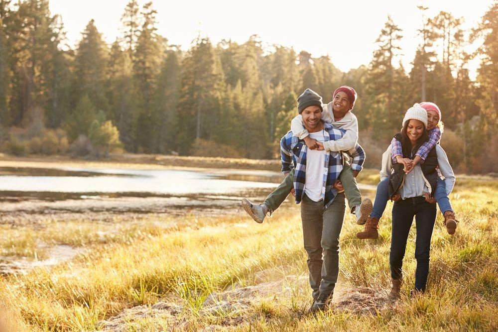 Fun Fall Activities to Get Kids Exercising