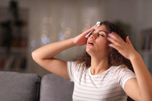 Häufige medizinische Ursachen für nächtliches Schwitzen - ActiveBeat