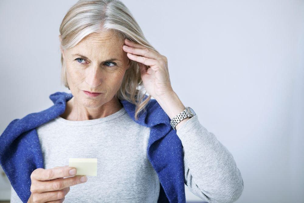 When Memory Loss Has Nothing To Do With Alzheimer's