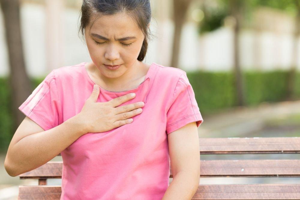 Uncommon Symptoms of Acid Reflux