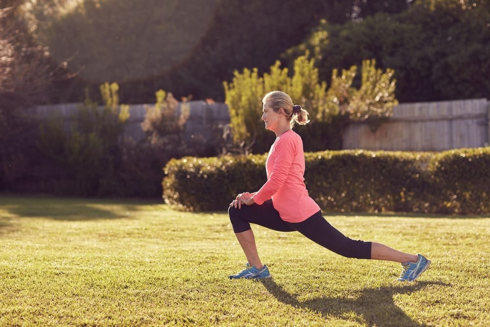 Easy Moves To Strengthen Knees, Back and More