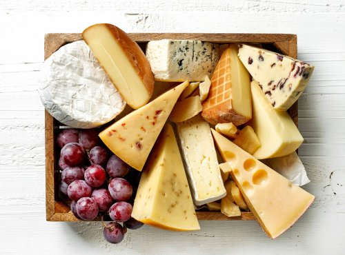 10 Healthiest Types of Cheese — Plus More Healthy Foods