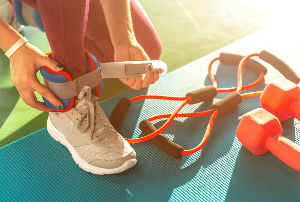Walking With Weights: The Benefits and Risks