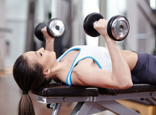 Chest Workouts for Women - ActiveBeat