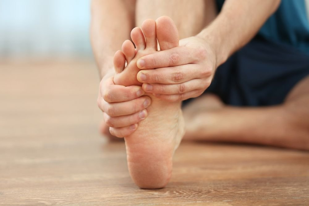 Causes Of Foot Pain You Can't Walk Off
