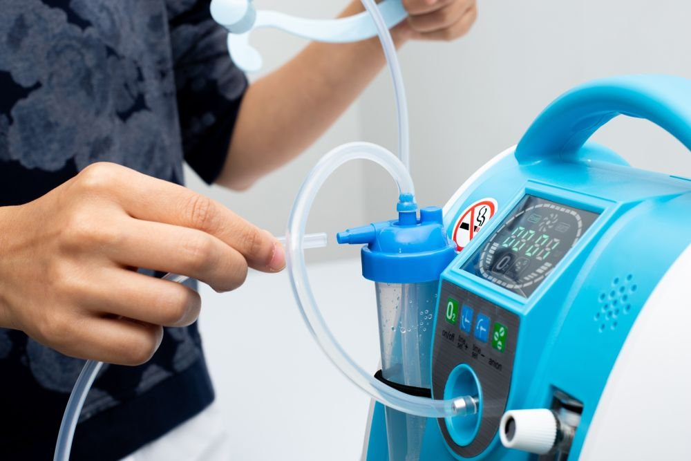 Reasons to Try Portable Oxygen with COPD