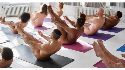 What Happens Inside a Nude Yoga Class and How to do It