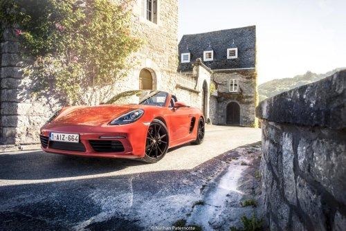 Porsche travaille sur un Boxster 100% électrique