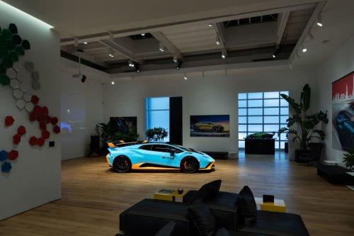 Lamborghini électrifiera toute sa gamme pour 2024