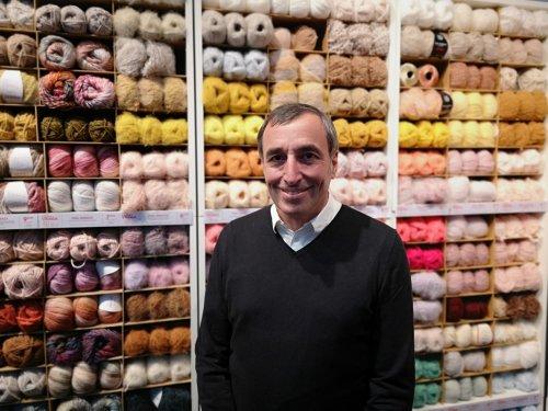 Cours de tricot, web, recyclage... Phildar se réinvente à Roubaix depuis un an