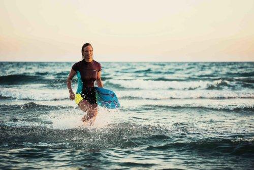 Montpellier : traverser l'Atlantique en kite-surf, le pari fou de Doris Wetzel