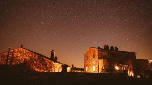 Vicarello, un castello da favola nella campagna toscana