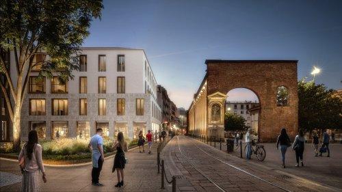 Il futuro dell'abitare a Milano è green