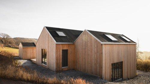 Ferienhaus in Schweden: Das Kreativen-Kollektiv Karimoku Case Study stellt sein Archipelago House vor