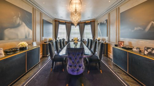 So wohnt Petra Ecclestone in London – exklusiver Blick ins Anwesen der Formel-1-Erbin
