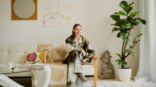 So wohnt Polly Roche – zu Hause bei dem 18-jährigen Model in Berlin
