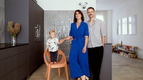 Torsten Hupe und Franziska Sonnabend: Ihr renoviertes Zuhause in Dormagen