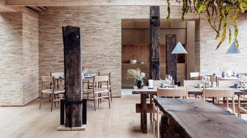"""Das """"Noma"""" in Kopenhagen hat endlich drei Sterne. Wir finden: Auch das Interior ist preiswürdig."""