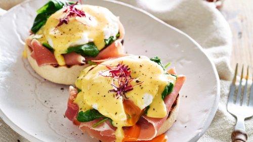 Eggs Benedict ans Bett? Das perfekte Brunch-Rezept von Sternekoch Guillaume Goupil