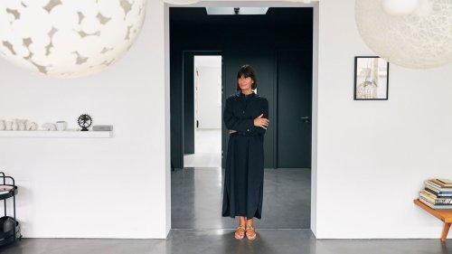 Sonne in der Münchner Maxvorstadt: Zu Besuch bei Carolin Sangha