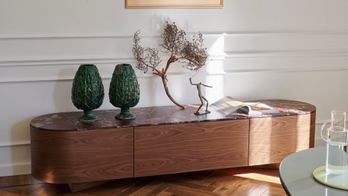 Salone del Mobile 2021: Die 4 schönsten Möbel-Neuheiten für mehr Ordnung und Stauraum