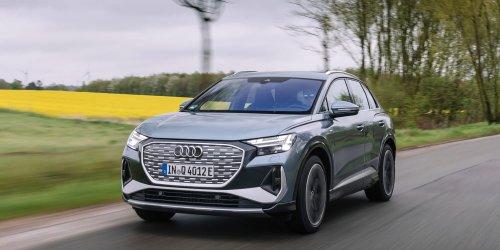 Audi Q4 e-tron (2021): Kompakt, dynamisch, elektrisch| ADAC