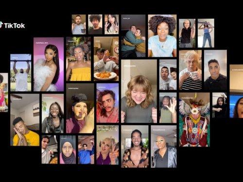 Gabrielle Union fronts TikTok's North American brand campaign honoring diverse creators
