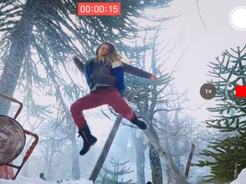 How Apple pulled off its epic snowball fight 'Snowbrawl' ad