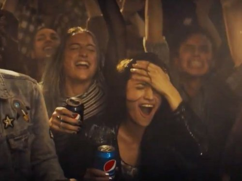 Pepsi foreshadows post-pandemic 'mess' in ad from VaynerMedia