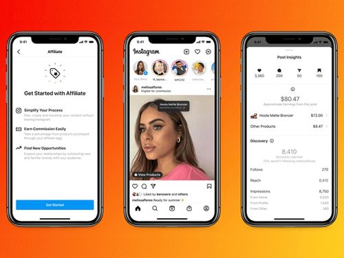 Instagram's new affiliate tool brings influencer marketing closer to proving ROI
