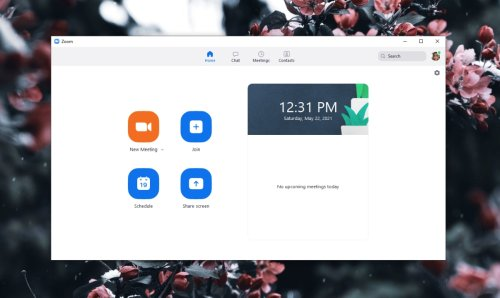 How to install the Zoom meeting app