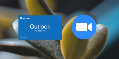 How to set up a Zoom meeting in Outlook