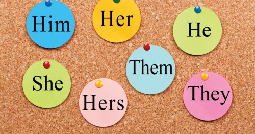 Let's Get It Right: Using Correct Pronouns and Names