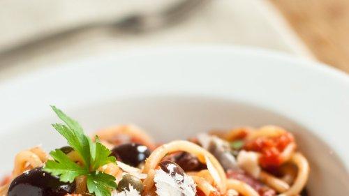 La recette des spaghettoni alla puttanesca du meilleur restaurant italien de Paris