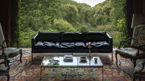 Une maison avec vue dans le plus beau jardin de Normandie