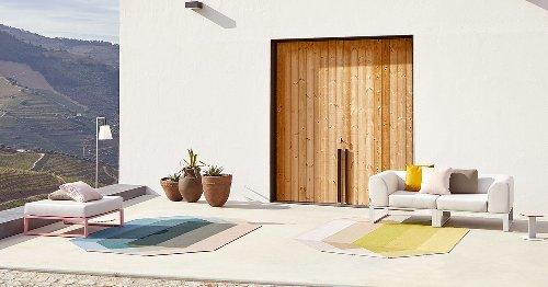 10 tapis d'extérieur pour décorer sa terrasse