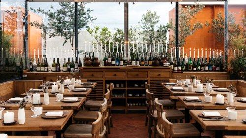 Un restaurant de chefs éphémère sur un rooftop à Mexico
