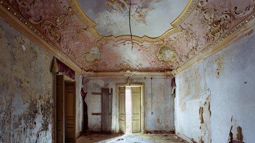Photographies d'une Italie suspendue dans le temps