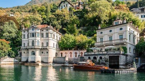 5 villas de luxe autour du lac de Côme à louer sur Airbnb