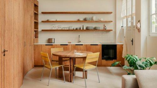 Petit espace : un 48 m2 plein de charme sur la Rive gauche